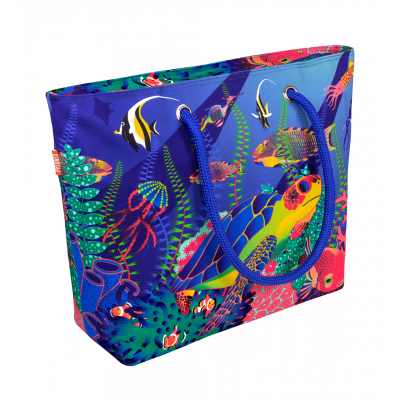Sac cabas - My Daily Bag 2 - Under the sea