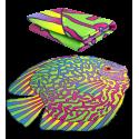 Asciugamano in microfibra - Body DS Shape Large Under the sea
