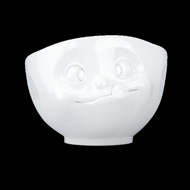 Große Schüssel / Salatschüssel - Emotion Gierig