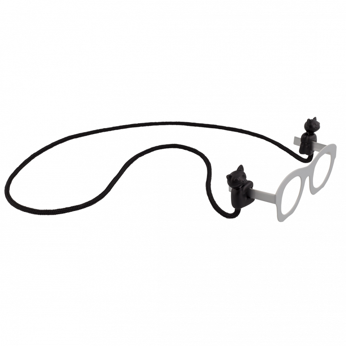 Glasses cord - Lookat me Black