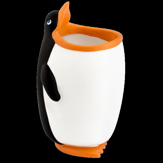 Popet - Pot à crayons Pingouin