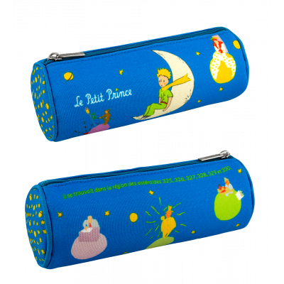 Round pencil case - Planete Ecole - The Little Prince