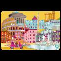 Placemat - Set my city