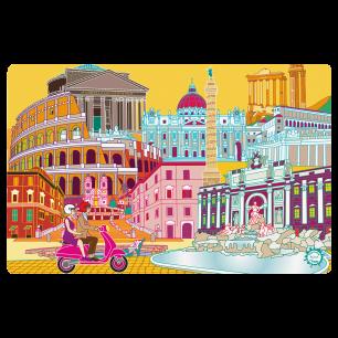Tischset - Set my city - Rom