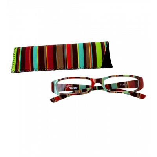 Occhiali correttivi - Lunettes X4 Rectangle Bayadère