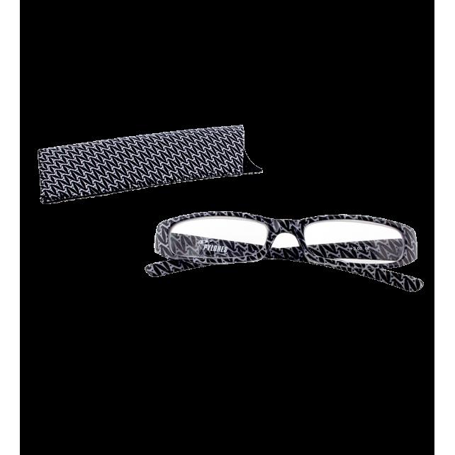 Corrective lenses - Lunettes X4 Rectangle Eiffel N&B