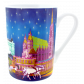 Mug - Beau Mug Paris rose