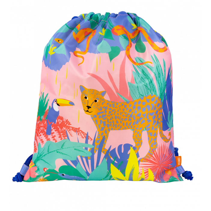 Sportbeutel - Swim DS Jungle