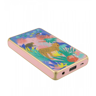 Batteria portatile 5000mAh - Get The Power 2 - Jungle