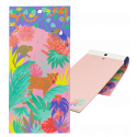 Magnetic memo block - Notebook Formalist Orchid