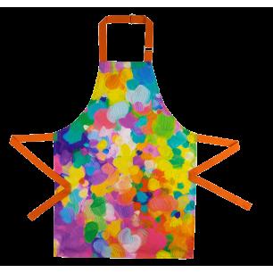 Grembiule da cucina per bambini - L'enfance de l'Art - Palette