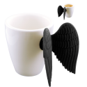 Espresso cup - Angel Express Orange