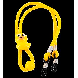 Brillenband Tiere - Kiddo - Ente
