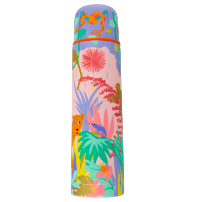 Bouteille thermos isotherme - Keep Cool - Jungle