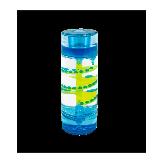 Liquid Timer - Sablier liquide Blau