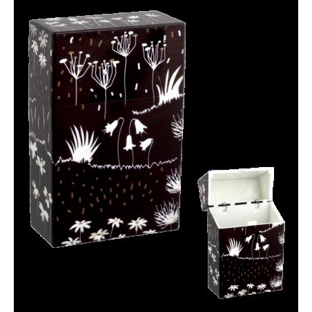 Cigarette case - Clop'in Black Board