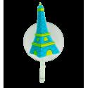 Saughaken - Ani-holder Eiffelturm Rosa
