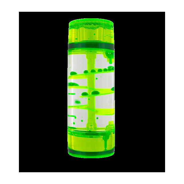 Flüssigkeitssanduhr - Liquid Timer Grün