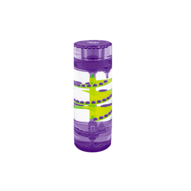 Liquid timer Purple