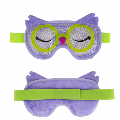 Masque relaxant - My pearls - Owl