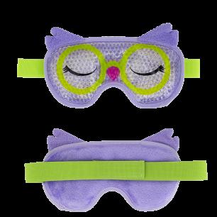 Schlafmaske - My pearls - Owl