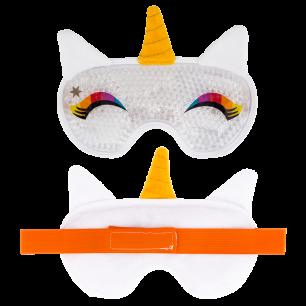 Schlafmaske - My pearls - Einhorn