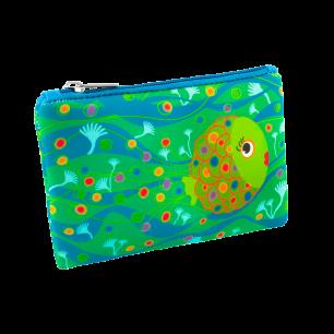 Pochette - Neo zip - Fish