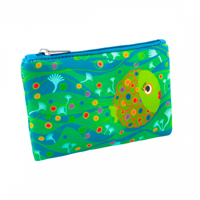 Trousse piccola - Neo zip - Fish
