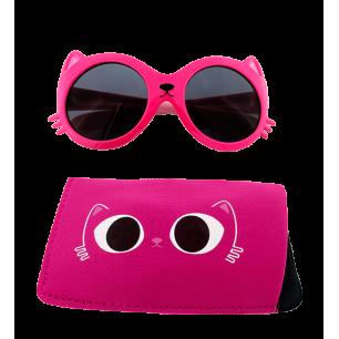 Sonnenbrillen für Kinder - Lunettes Cat - Rosa