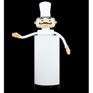 Portarotolo asciugatutto - Chef !