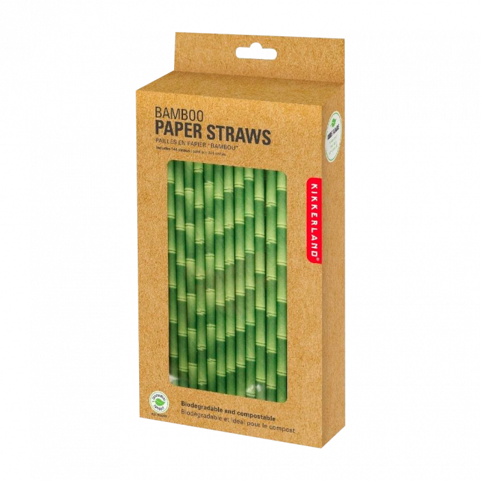 Set of 144 paper straws