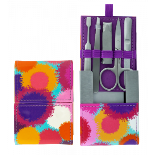 Manicure kit - Manu - Pompon