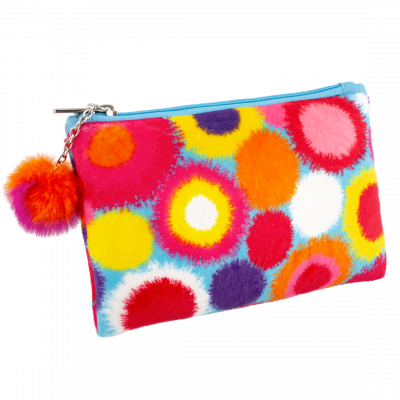 Trousse piccola - Velvet Zip