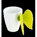 Espresso cup - Angel Express Orange