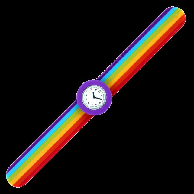 Montre slap - Sunny Time Violet