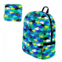 Zaino ripiegabile - Pocket Bag Camouflage Green