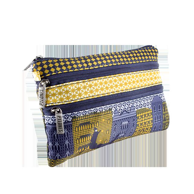 3 zip pouch - Zip My Town