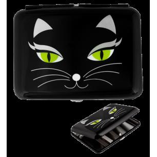 Portasigarette - Cigarette case - Black Cat