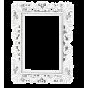 Cadre photo magnétique - Magnetic Frame Noir