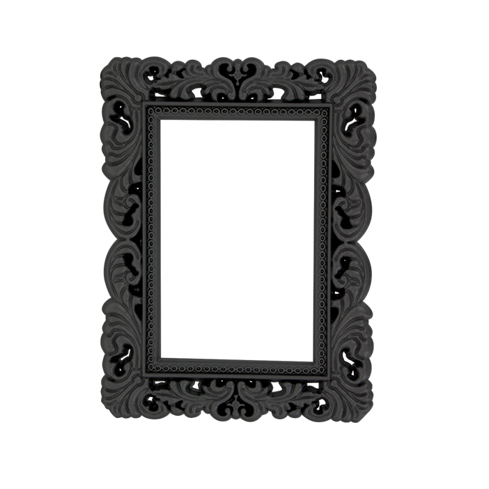 cadre photo magn tique magnetic frame noir pylones. Black Bedroom Furniture Sets. Home Design Ideas