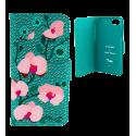 Klappdeckel für iPhone 6, 6S, 7 - Iwallet2 Black Board