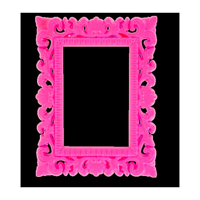 Magnetic photo frame - Magnetic Frame Pink - Pylones