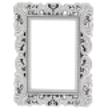 Magnetic Frame - Cadre photo magnétique Argent