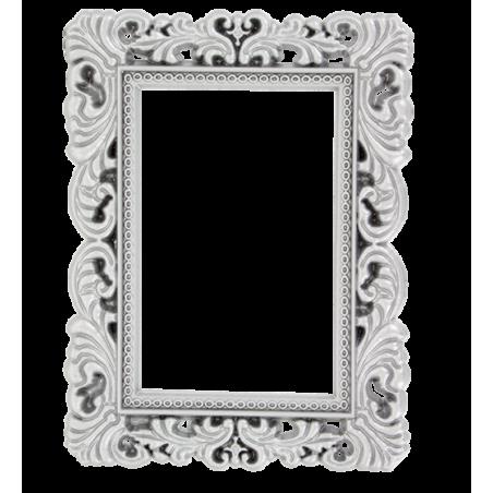 Cadre photo magnétique - Magnetic Frame Blanc