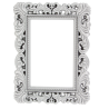 Magnetic Frame - Cadre photo magnétique Silver