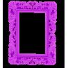 Magnetic Frame - Cadre photo magnétique Violet