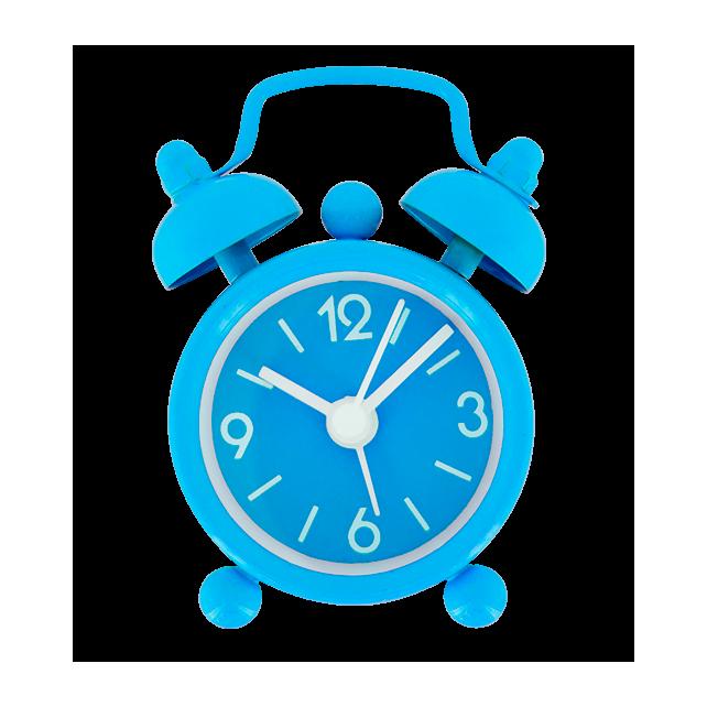 Mini Tiandi - Mini réveil Blau