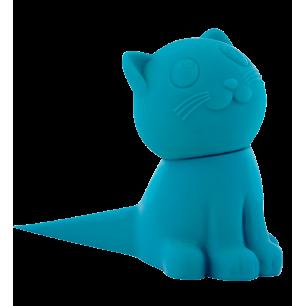 Door stop - Doorcat - Light Blue