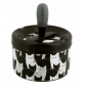 Push-button ashtray - Pousse Pousse Scale