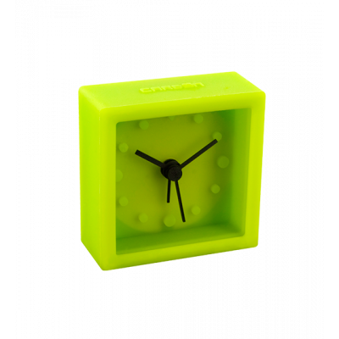 Mini réveil - Mini Square - Vert